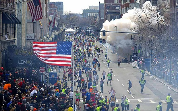 Boston Marathon Bombs